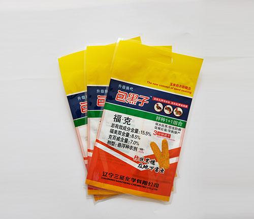杀虫剂包装袋