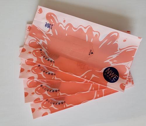 湿巾袋印刷